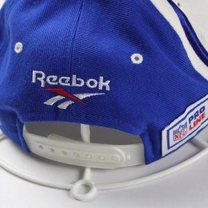 04a5c26cee7af Reebok Accessories - Vtg 90s Reebok Colts Football Green Underbrim Hat